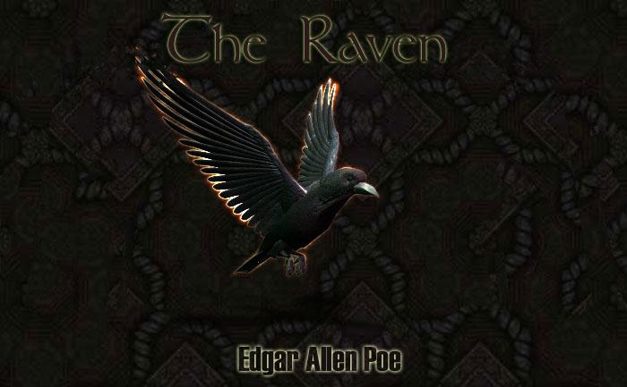 The Raven - Edgar Allen Poe